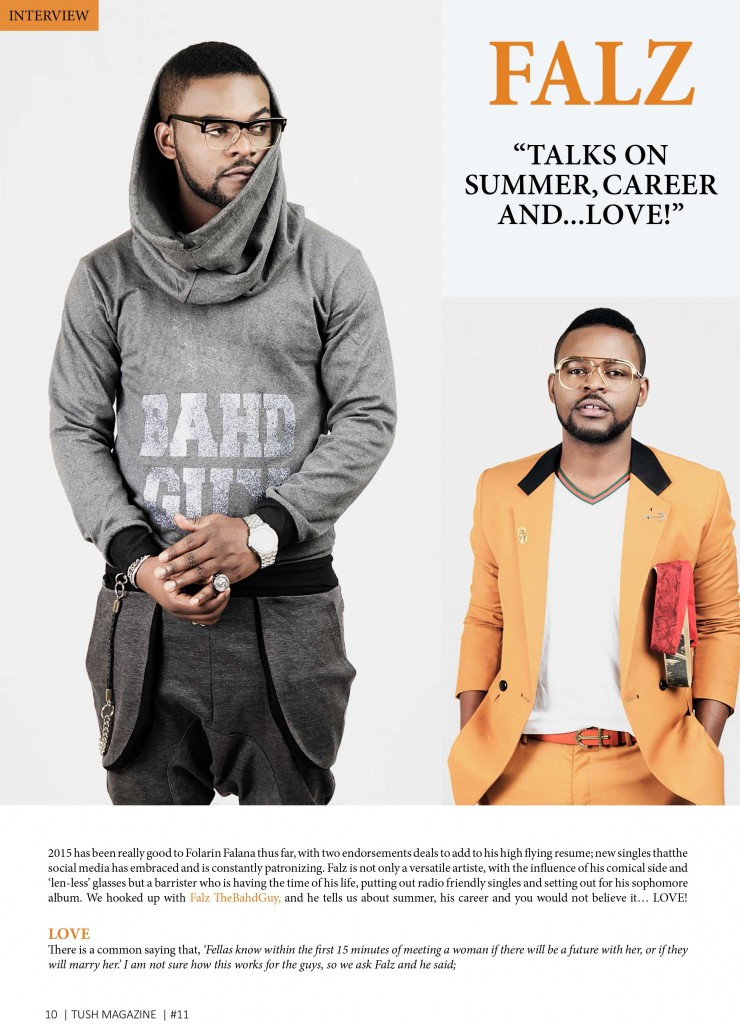 Tush Magazine issue 11-10