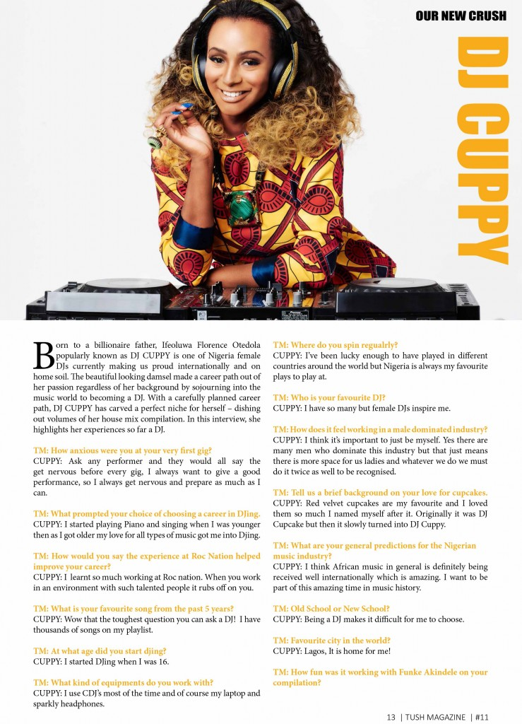 Tush Magazine issue 11-13