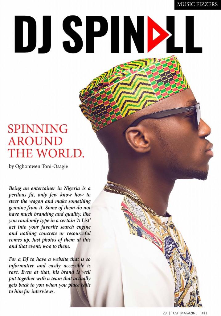 Tush Magazine issue 11-29