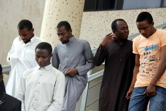 Abuja Bombings Suspects
