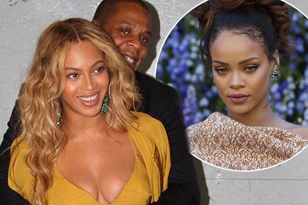Beyonce-Jay-z-and-Rihanna-