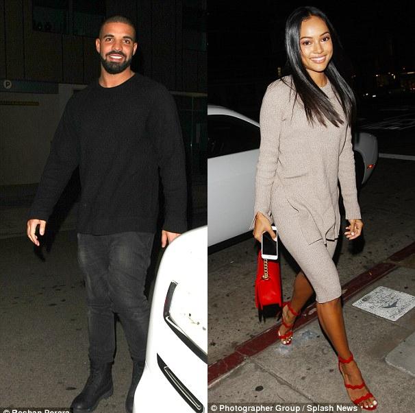 Drake And Karrueche