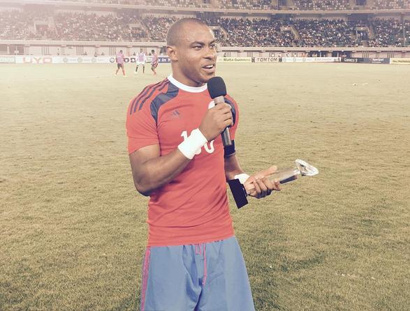 Vincent Enyeama Finally Quits Super Eagles