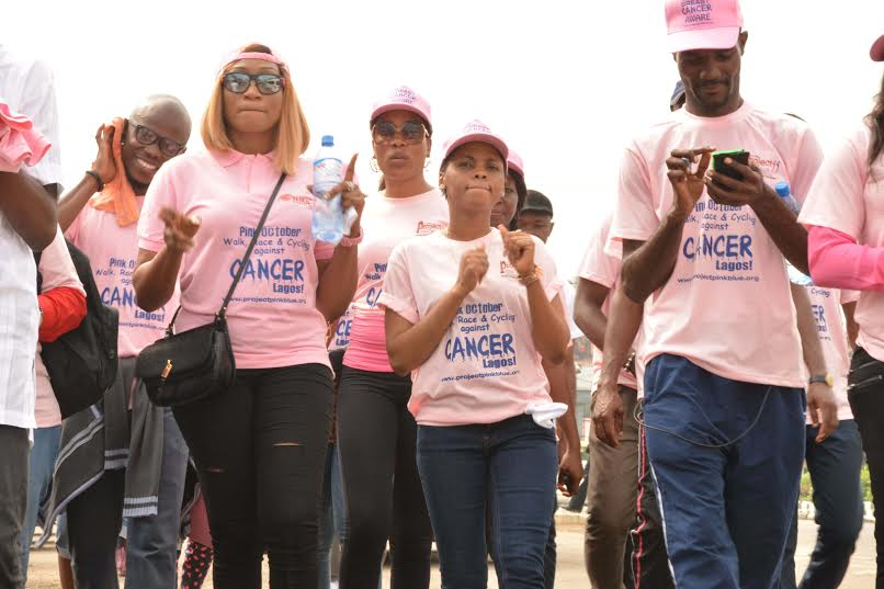 Pink October Walk14