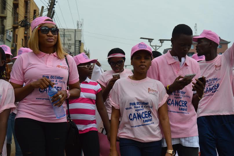 Pink October Walk9