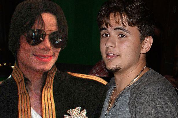 Prince and MJ