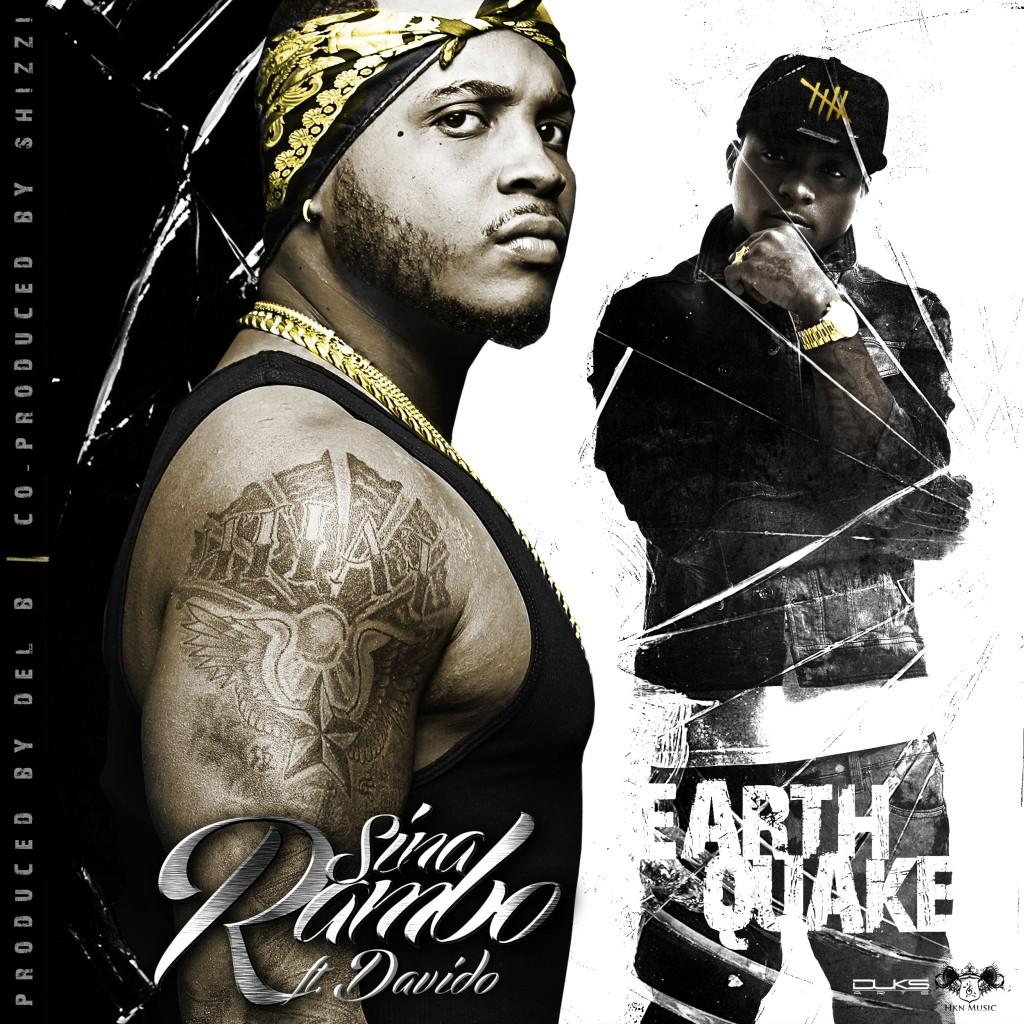 sinarambo ft davido, sinarambo ft davido earth quake