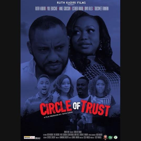 Ruth Kadiri Circle Of Trust