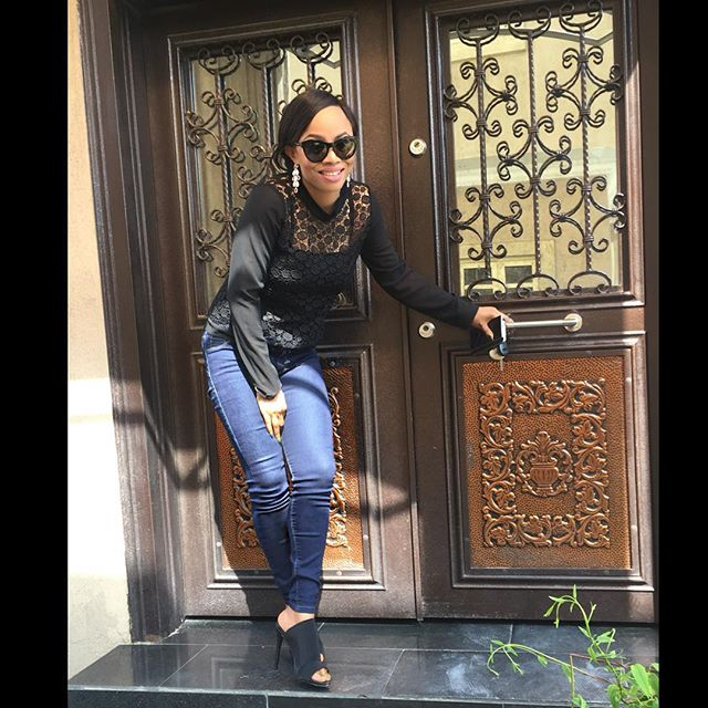 Toke Makinwa New Home