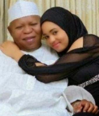 Audu Abubakar Wife