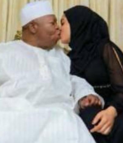 Audu Abubakar Wife1
