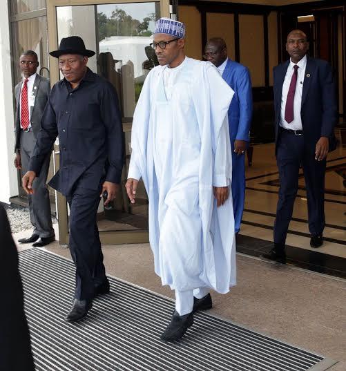Buhari Goodluck2