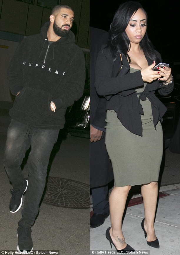 Is drake really dating kris jenner