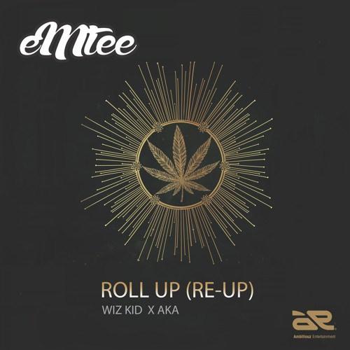 emtee ft wizkid and aka, roll up remix, emtee ft wizkid roll up