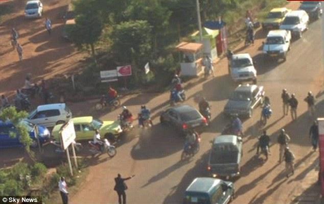 Jihadi In Mali