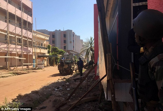 Jihadi In Mali1