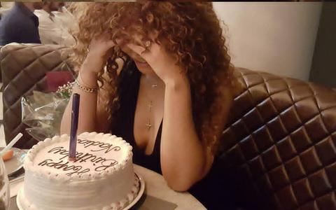 Nadia Buari 33 Birthday