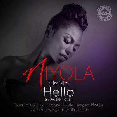niyola hello adele cover, niyola hello mp3, download niyola hello adele cover