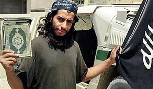 Paris Terrorist