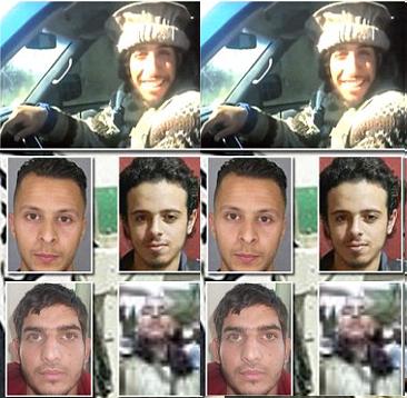 Paris Terrorists