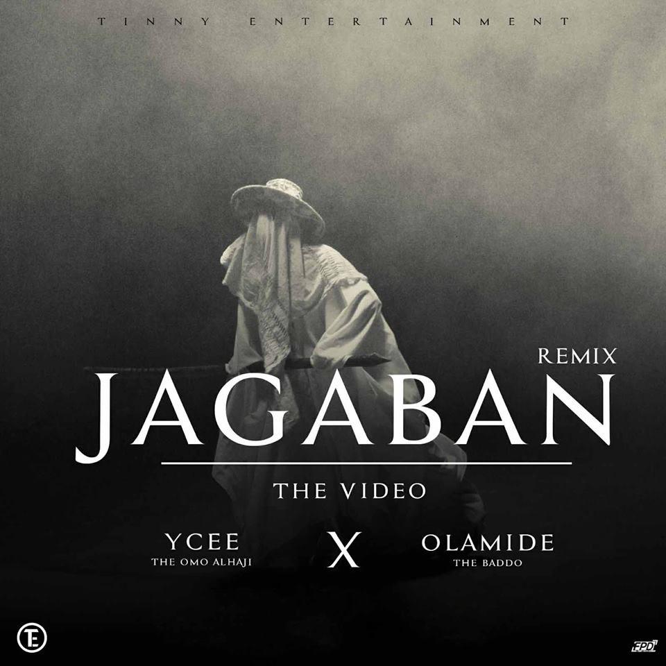 Ycee jagaban remix video, jagaban remix video, ycee ft olamide jagaban remix video