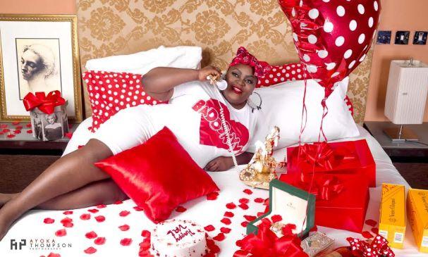 Eniola Badmus Valentine