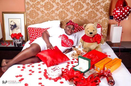 Eniola Badmus Valentine1
