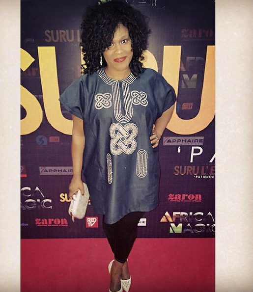 Nollywood by Mindspace: SPOTTED: UCHE JOMBO AND HUBBY IN