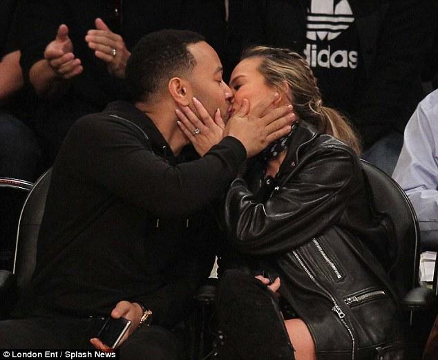 John Legend And Chrissy3