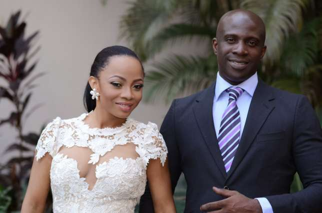 Toke Makinwa Opens Up About Failed Marriage!