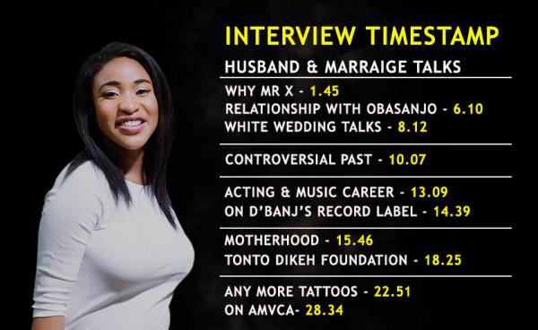 Tonto Dikeh Post Baby Interview1