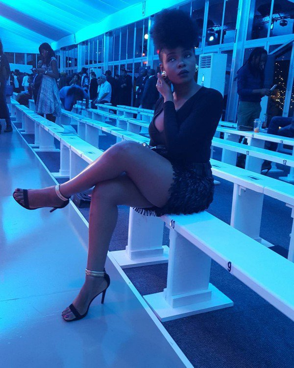 Yemi Alade Stuns In New Photos