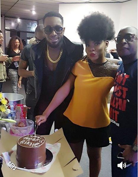 Yemi Alade's Birthday3