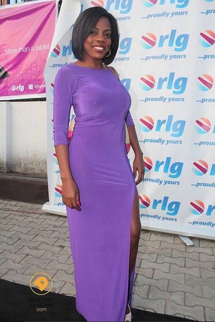 Ghanaian Celebrities showcase their boobs on #NoBraDay