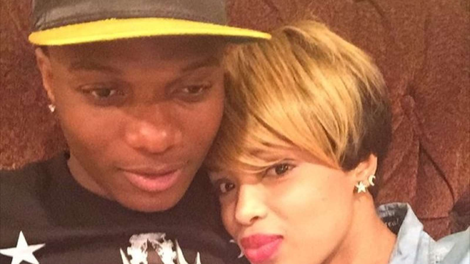 Wizkid's Alleged Baby mama Opens New Instagram Page for Their Son