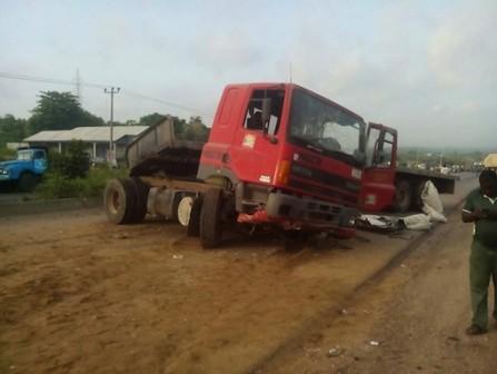 Herdsmen auto crash