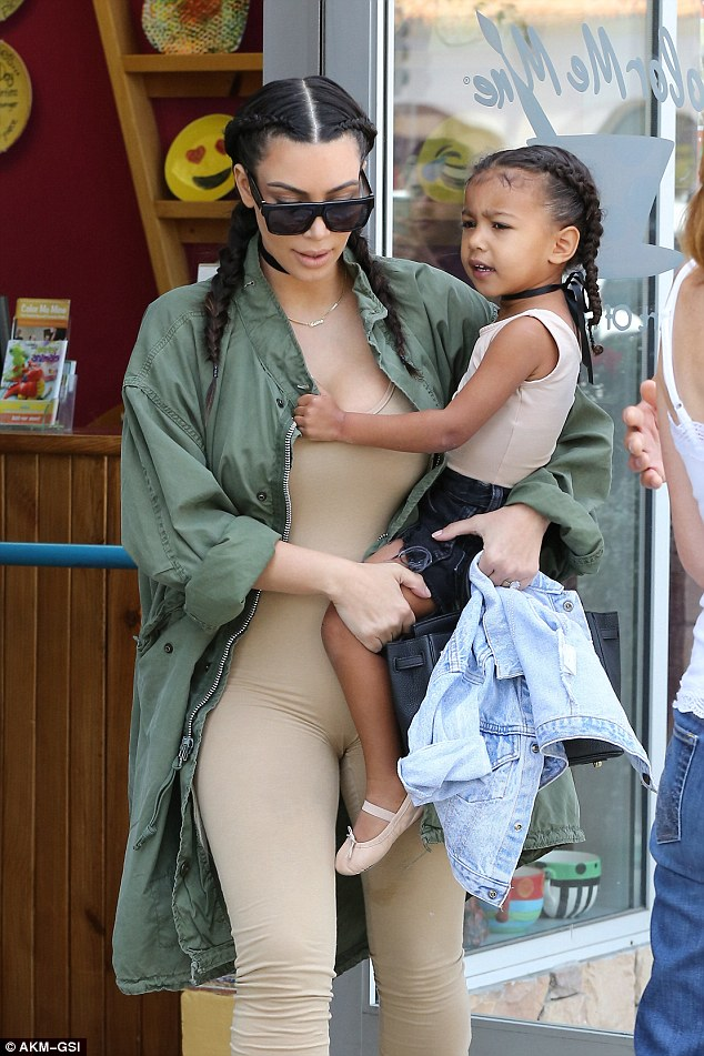 Kim and north2