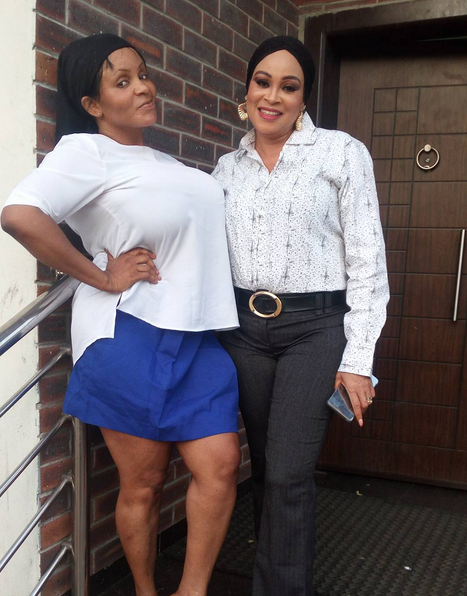 cossy and bukky