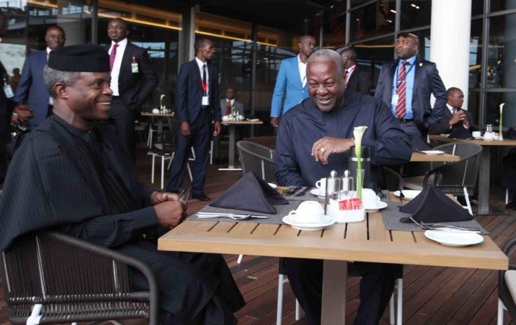 Osinbajo AU Summits