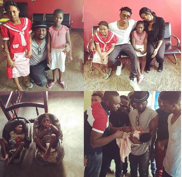 Paul Okoye Hearts of gold1