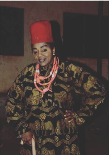 Rita Edochie Male