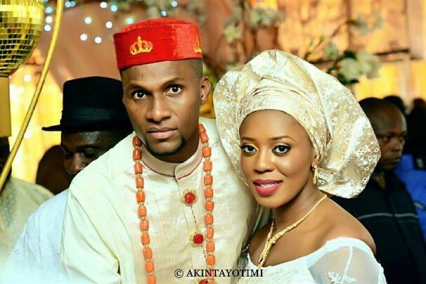 Marriage yoruba men African Traditional