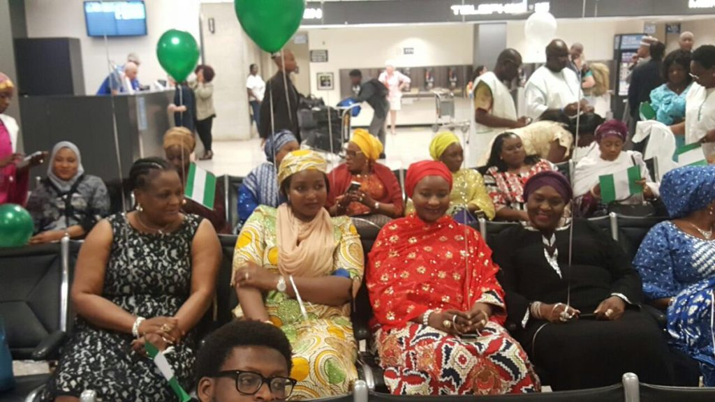 Aisha Buhari DC2