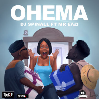 DJ-Spinall-x-Mr-Eazi-Ohema-720x720