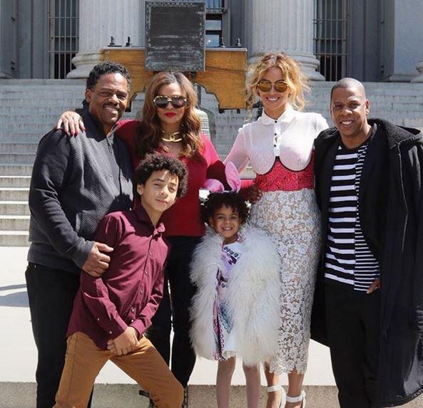 beyonce family photos1