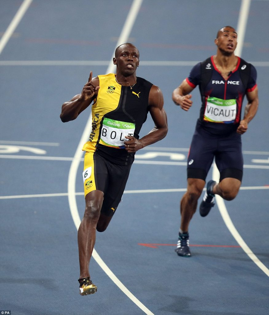 #Rio2016: Usain Bolt remains the fastest man in the world ...