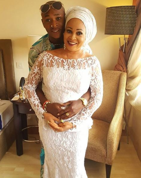bukky and son5