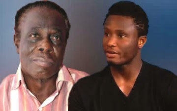mikel and dad