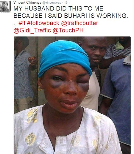 Buhari works