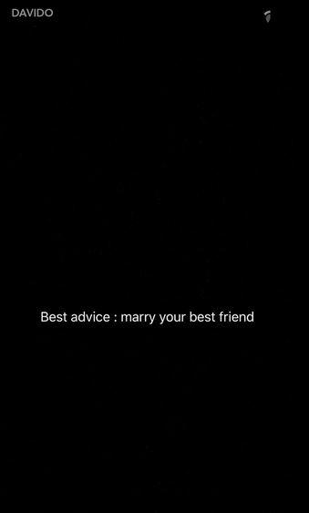 davido-advice